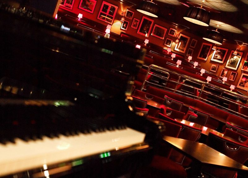 Londons Top 10 Bars for Cocktails and Jazz - Ronnie Scott's