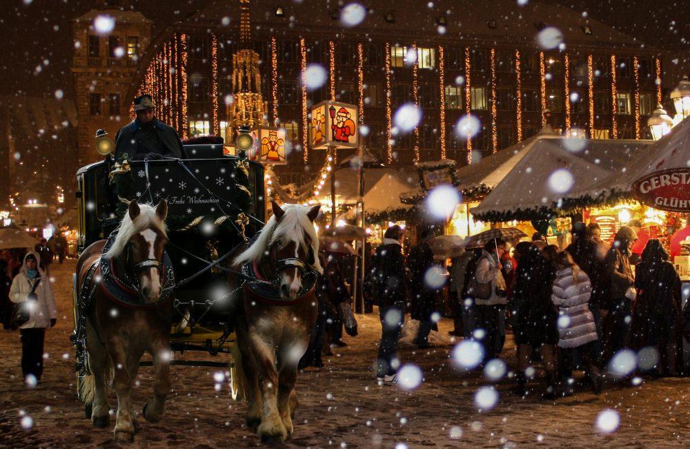 Christmas market - German Incentive Trip