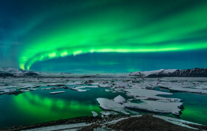 Northern lights, Iceland - Europe Incentive trips