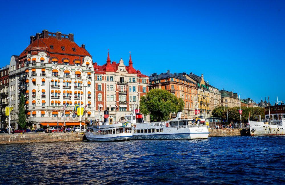 Stolkholm - Sweden Incentive Trips