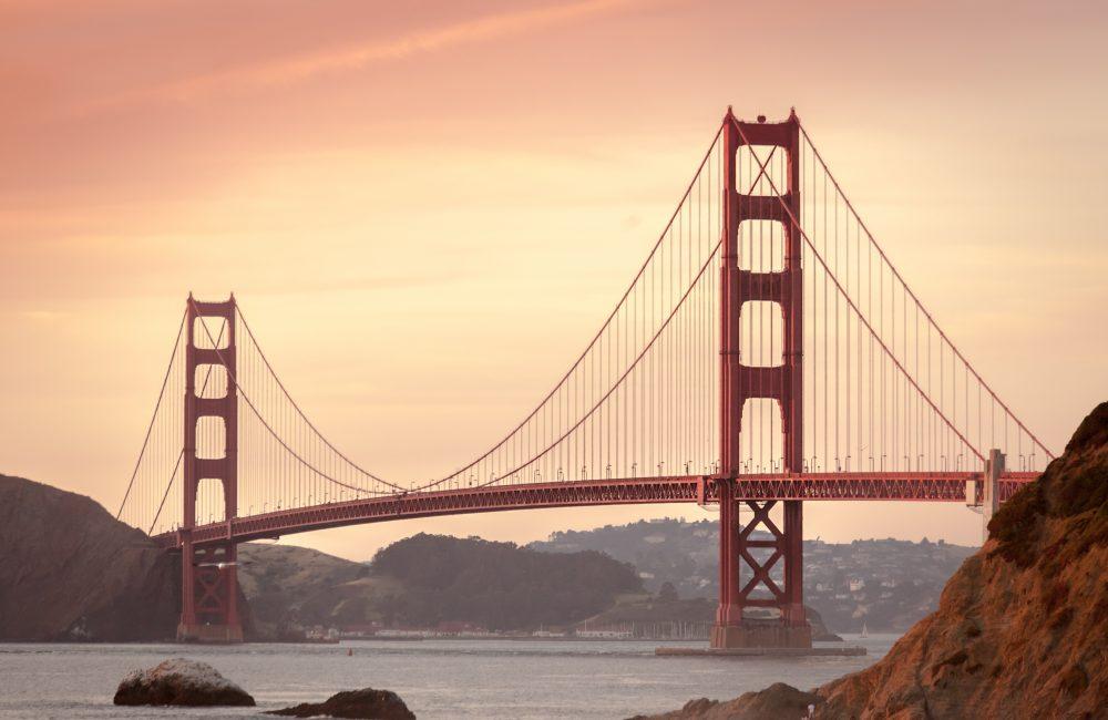 Golden Gate Bridge, San Francisco - North America Incentive Trips