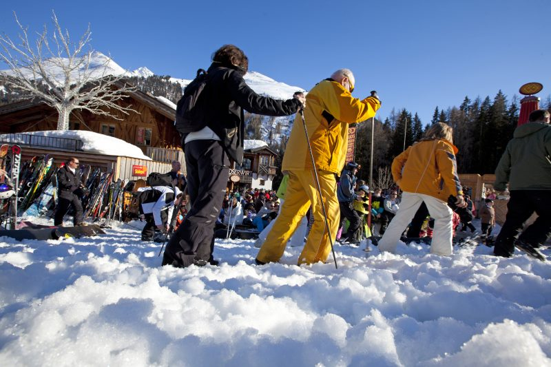 Europe's best apre ski bars - MooserWirt, St Anton
