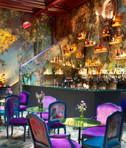Sketch | Afternoon Tea | Venue Finding | Villiers | By Design