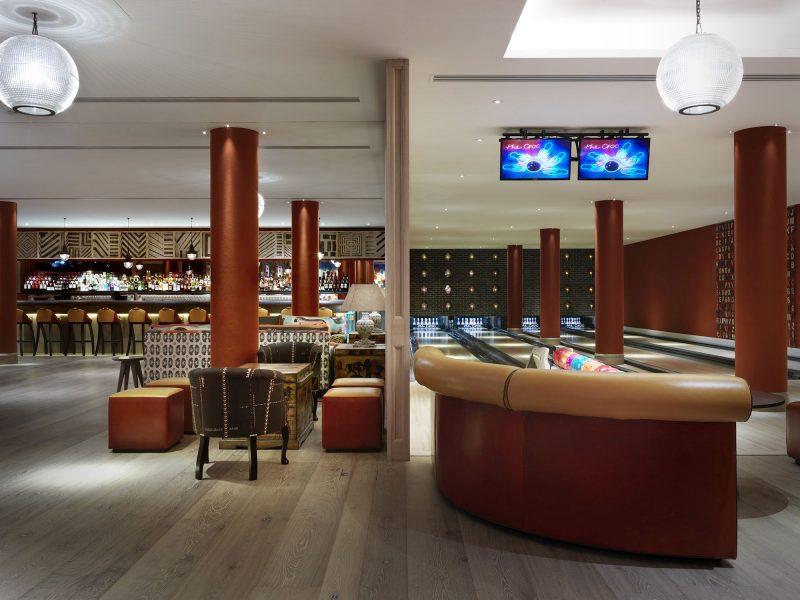 HYH - Bowling Alley Bar