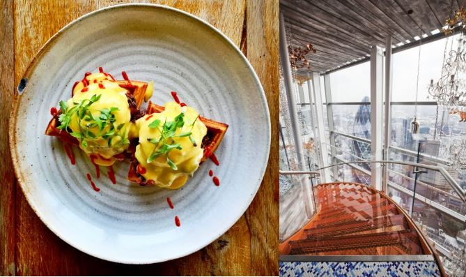 Duck & Waffle | Private Dining Room in the City | Venue Finding