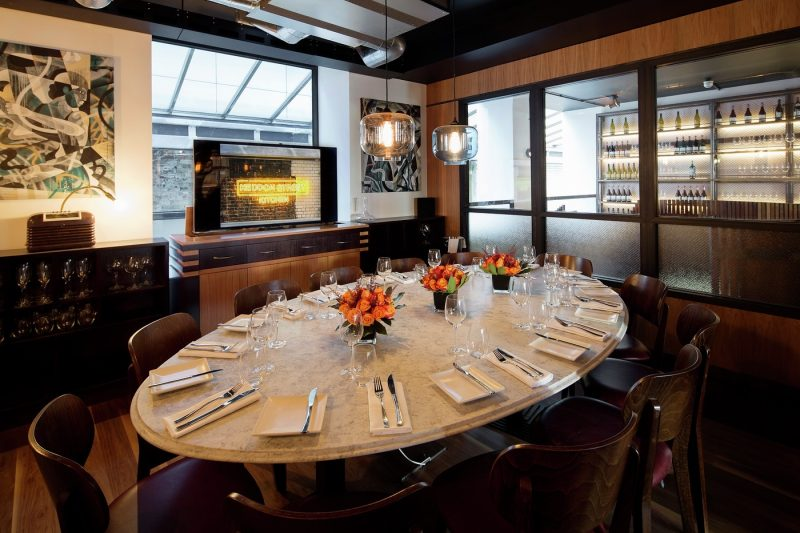 Gordon Ramsay's Heddon Street | Corporate Hospitality | Private dining rooms in West End