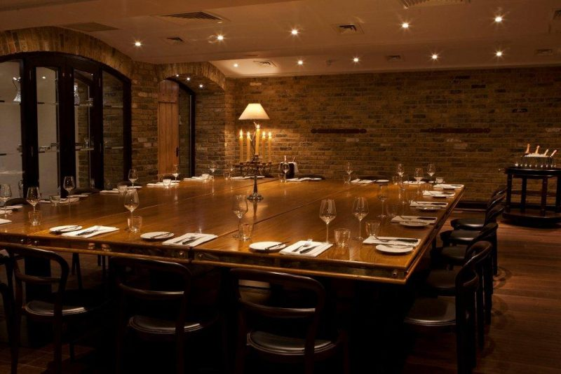Jugged Hare Josephine| private dining room in the CIty | Venue Finding