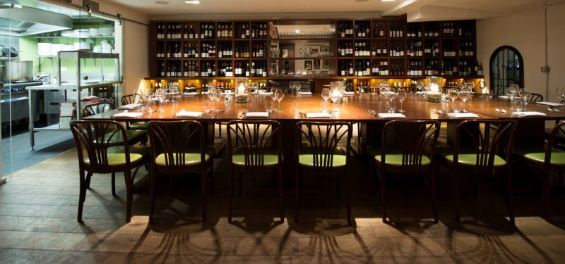 rivate Dining Room in Marylebone | Venue Finding