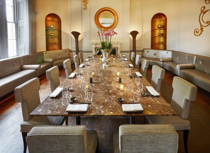 Home House   Private dining room   Venue Finding