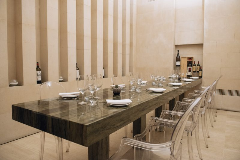 L'Anima | Private Dining Room in the CIty | Venue Finding