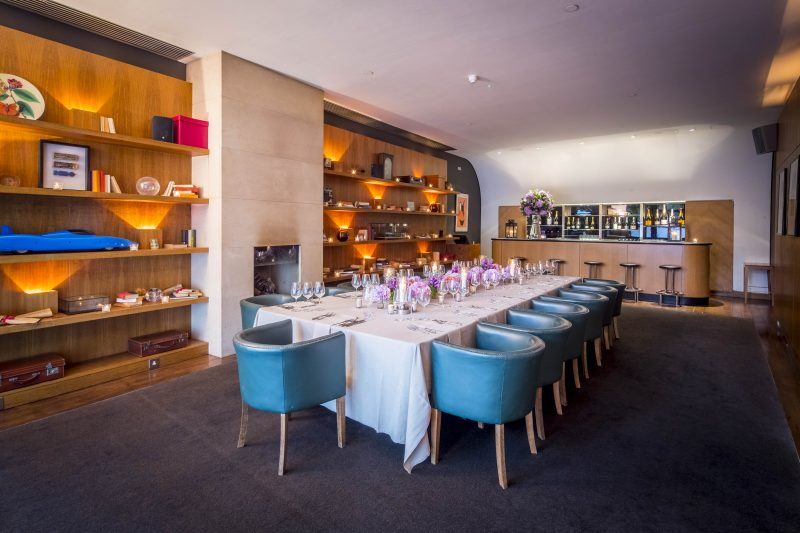 The Bluebird | private dining room in Chelsea | Venue finding