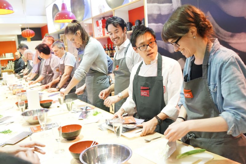 School of Wok | Cookery School | Team Building