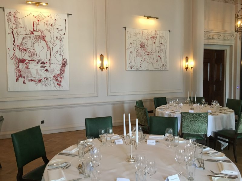 The Ned | Private Dining Rooms | The City