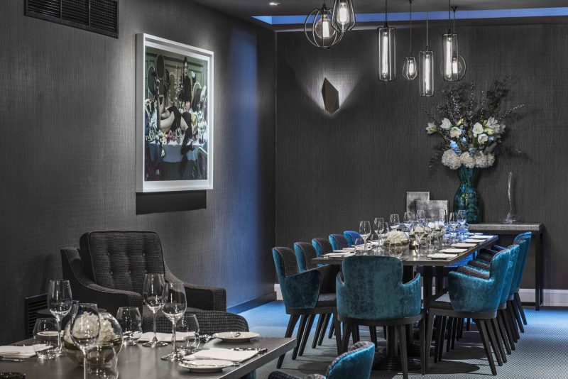 M Threadneedle | Private dining room in the City | Venue Finding | Underground