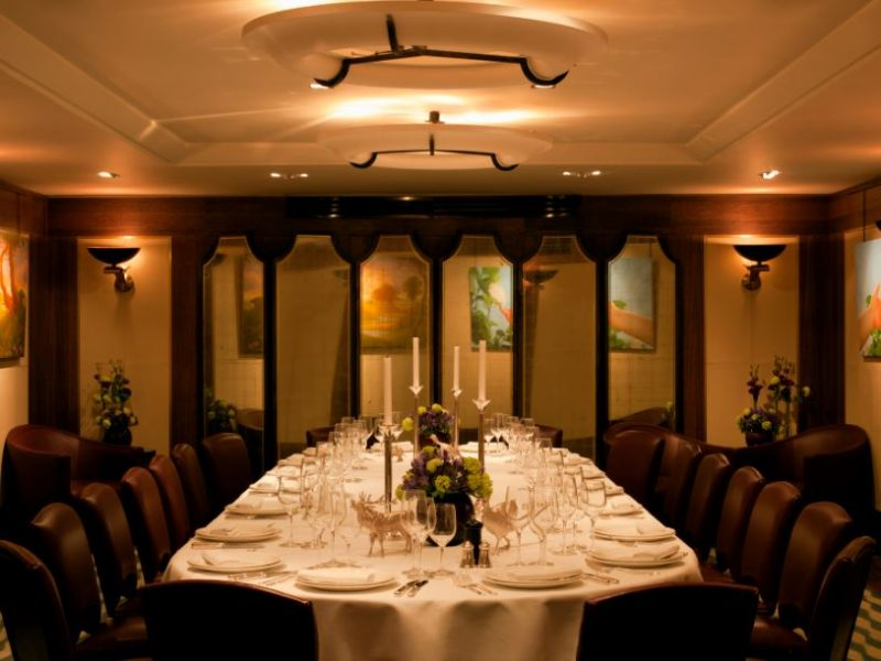 Scott's | private dining room in West End | Corporate Hospitality