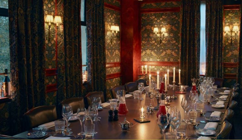 Private Dining Room | Six Storeys | Venue Finding