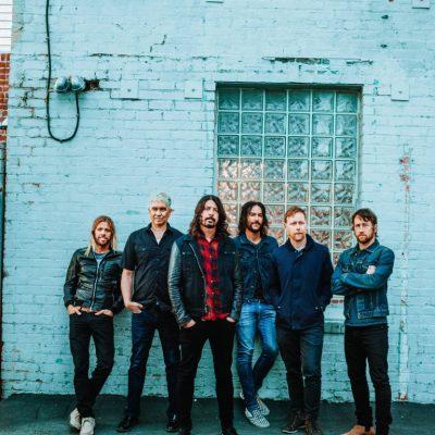 Glastonbury | Foo Fighters Concrete & Gold Tour 2018 | Foo Fighters hospitality | Wembley hospitality | Corporate Hospitality