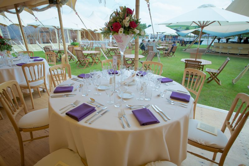 Fawley Meadows | Henley Regatta | Hottest events in June | Corporate Hospitality