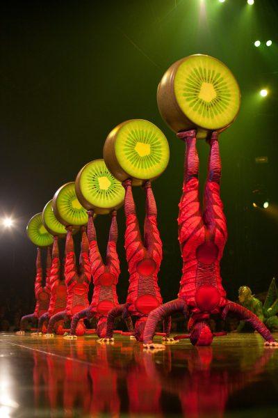 OVO   Cirque du Soleil   Royal Albert Hall