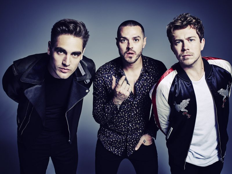 Busted hospitality | Busted at Royal Albert Hall