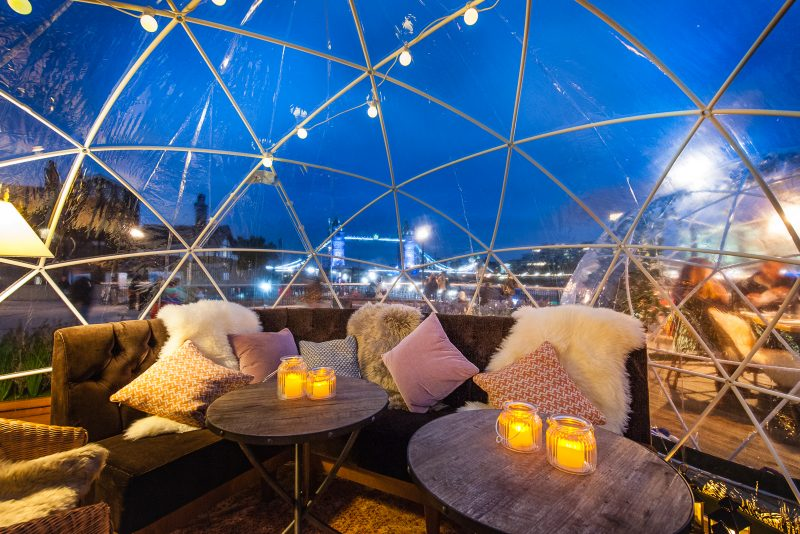 Igloos Coppa Club | Christmas Party | Venue Finding