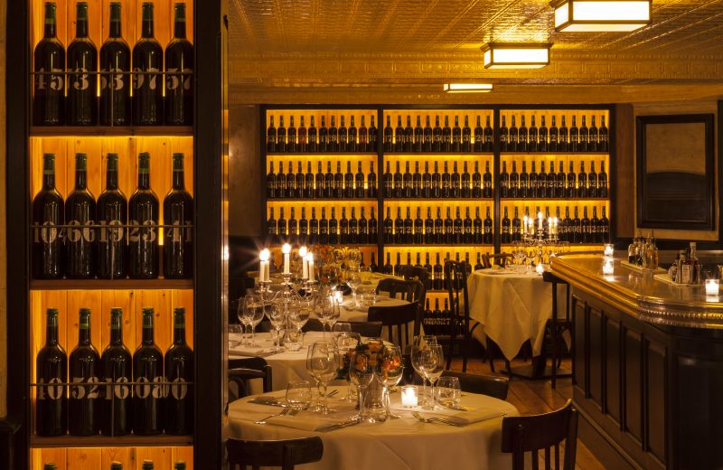 Balthazar private dining room | Venue Finding | American private dining
