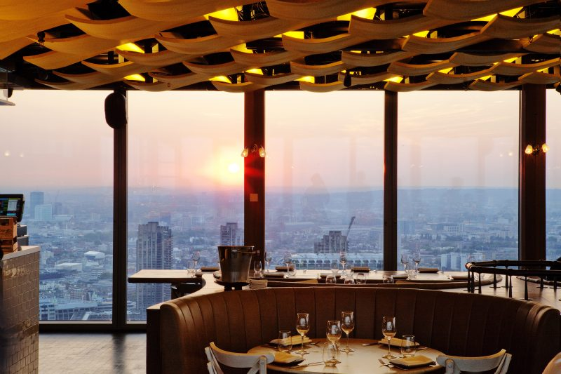 Duck & Waffle | Vegetarian / Vegan private dining | Venue Finding | Private dining