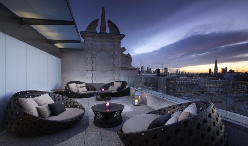 Radio Rooftop | ME London | Instagrammable venues | Vene Finding