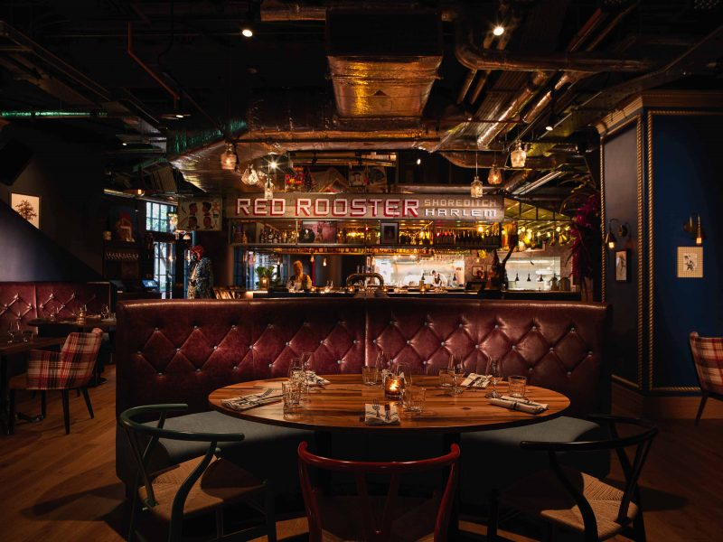 Red Rooster | American Private Dining | Private Dining London | Venue Finding | Free Venue Finding Service