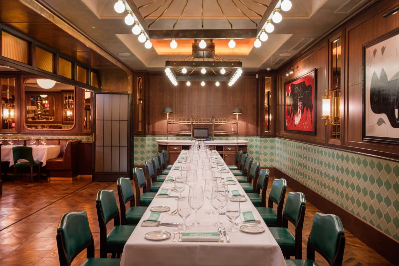 Smith & Wollensky private dining | American private dining | Venue Finding