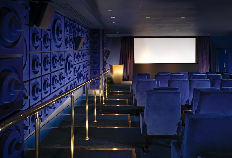Mondrian Hotel London | Venue Finding | Boxing Screening