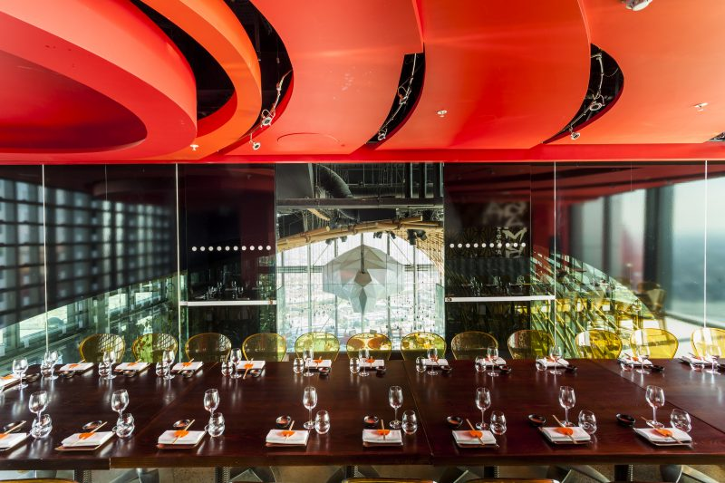 Sushisamba | Vegetarian / Vegan private dining | Venue Finding | Private dining