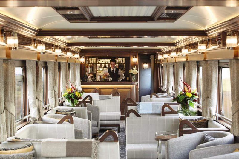 The Belmond Grand Hibernian | Luxury rail journeys | Incentive Trips | Incentive Travel