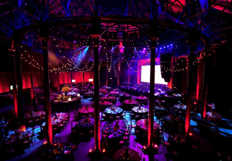 The Roundhouse | gala dinner venues London | Venue Finding Service | Free Venue Finding London | Venue Finding London | Venue Finding gala dinner | Villiers venue finding