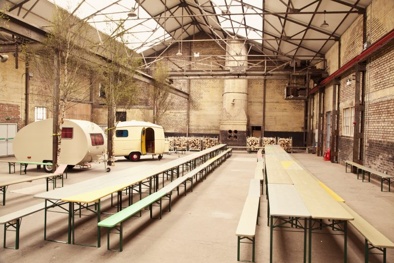 Camp and Furnace - The Furnace