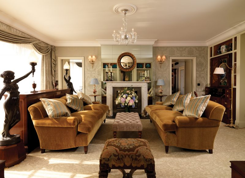 The Goring_The Royal Suite - Drawing Room