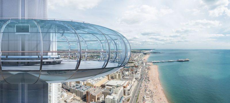 British Airways i360 | Brighton | Brighton Venue Hire | Brighton Event Space | Brighton venue finding | Venue Finding | Venue Finding Service | Free Venue Finding Service