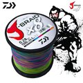 Daiwa J-Braid 8B Multicolor 1500m İp Misina Kalınlık (mm) 0,35