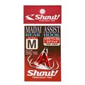 Shout Madai Assist Rear Hook Serisi Olta İğnesi İğne No S