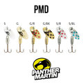PANTHER MARTIN PMD 2GR 2.3CM #S/BL