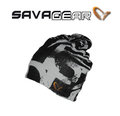 Savage gear Printed Beanie Black/Grey