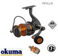 Okuma Raw II 65 FD (4,5;1) 7+1 bb Olta Makinesi