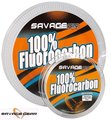 Savage gear 100 % Fluoro Carbon Seçenek 15 mt 0.100 mm