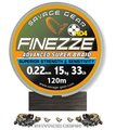 Savage gear Finesse HD4  300 m 0,26 mm  17,1 kg Grey