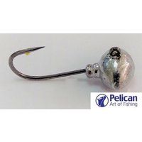 Pelican Jig Head Owner İğneli Lrf Ball Model İğne No 4 2,5 gr