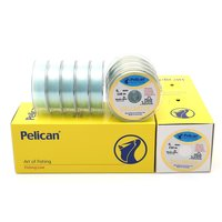 Pelican 022 mm Bulldozer 110 m Makara Misina Water Blue