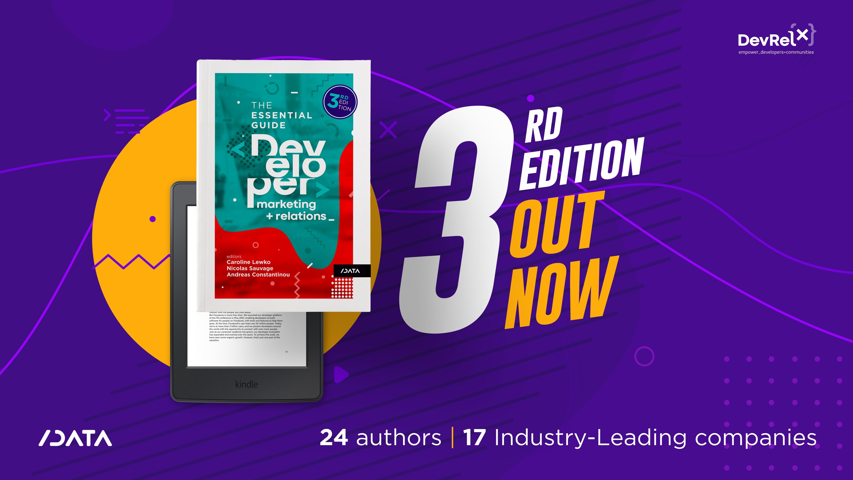 developer marketing and relations third edition