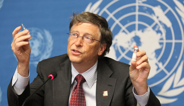 Le vaccin selon Bill Gates
