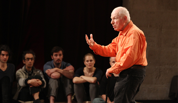 Peter Brook - Sur un fil...