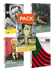 PACK Grandes Expositions - 5 DVD - ref : 8568